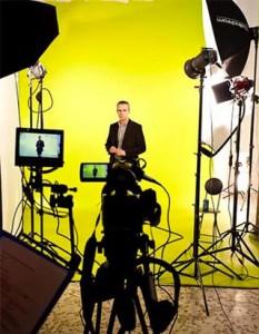 grabación videos de formación