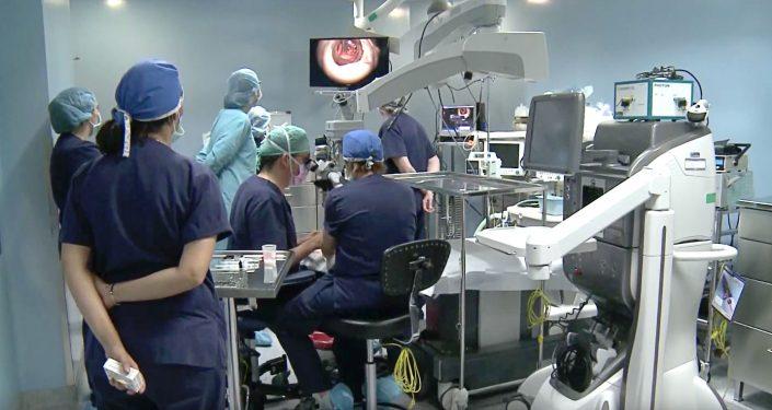 video corporativo oftalmologia